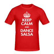 Tee shirts ~ Tee shirt près du corps Homme ~ Keep Salsa