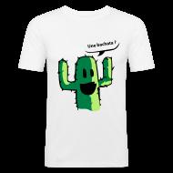 Tee shirts ~ Tee shirt près du corps Homme ~ Une bachata ?