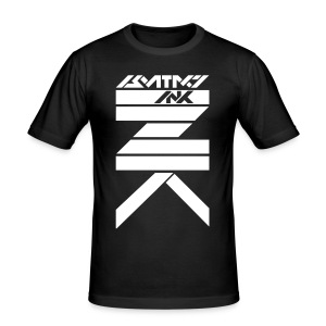 Dark Matter 02 - LevitatedINK - Men's Slim Fit T-Shirt