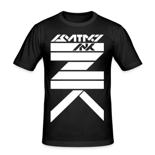 Dark Matter - LevitatedINK - Men's Slim Fit T-Shirt
