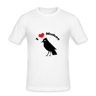 T-paidat ~ Miesten tyköistuva t-paita ~ T-Paita