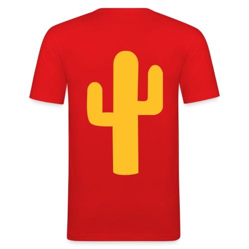 Toast-Shirt - Männer Slim Fit T-Shirt