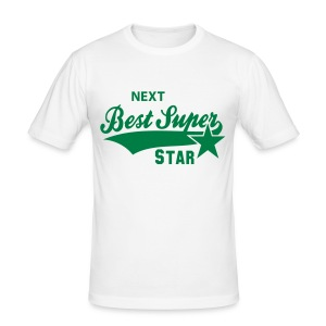 Super Star T-Shirt - Men's Slim Fit T-Shirt