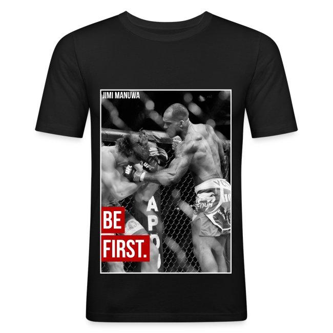 Jimi Manuwa - Be First tshirt