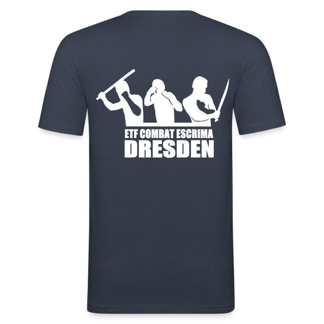T-Shirt Dresden slim