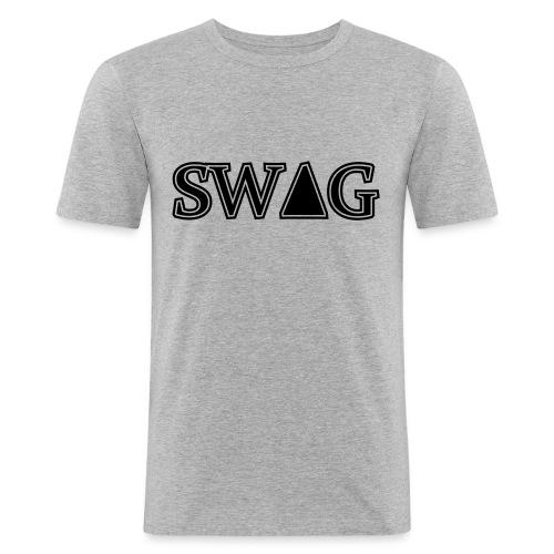 SWAG MENS T-SHIRT - Men's Slim Fit T-Shirt
