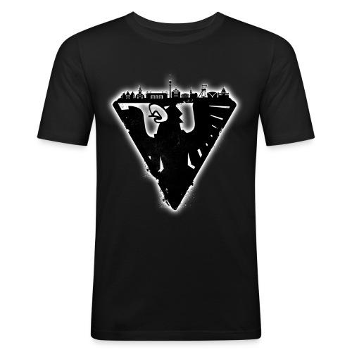 Slim T-Shirt DO Represent - Männer Slim Fit T-Shirt