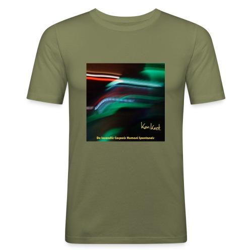 Shirt De Incendiis... - Männer Slim Fit T-Shirt