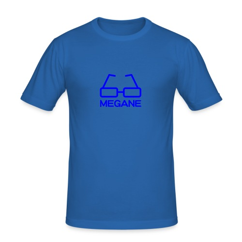 MEGANE - Men's Slim Fit T-Shirt
