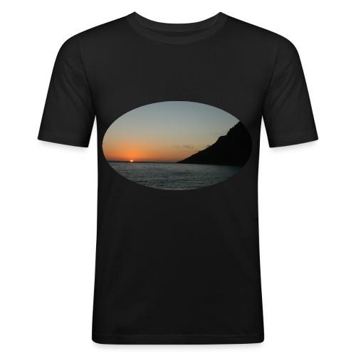 T- skjorte Mann - Slim Fit T-skjorte for menn