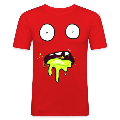 Maaahlzeit. - Männer Slim Fit T-Shirt