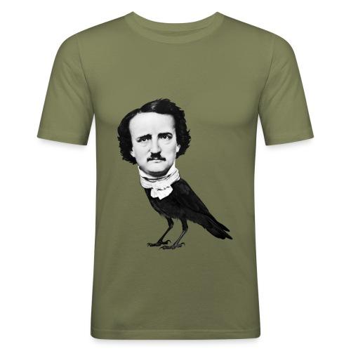 Poe Cuervo [army] - Camiseta ajustada hombre