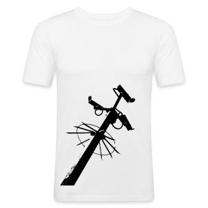 Surveilance Slim Fit T-Shirt - Men's Slim Fit T-Shirt