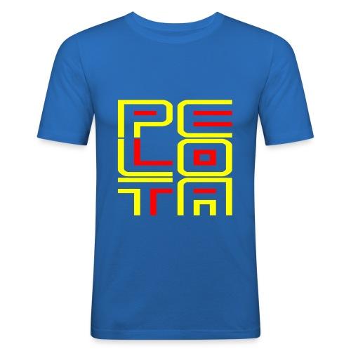 Mexico - Pelota Contra - slim fit T-shirt
