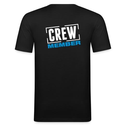 Tee-shirt près du corps Homme Team Butler Crew Member - T-shirt près du corps Homme