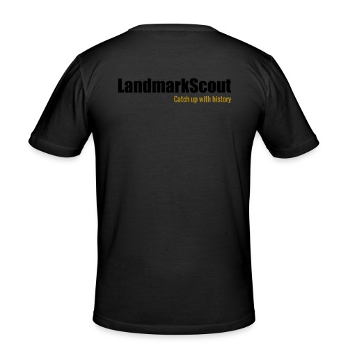 LandmarkScout T Classic Deluxe - Men's Slim Fit T-Shirt