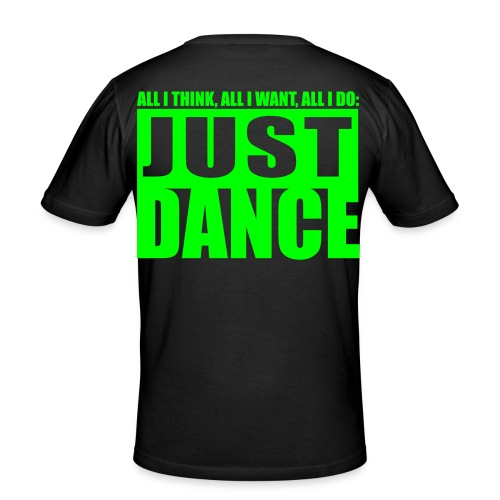 Just Dance - slim fit T-shirt