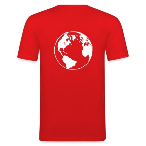 T-Shirt Pelle M'L HOMME - T-shirt près du corps Homme