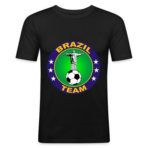 Brazil sport 09 - Men's Slim Fit T-Shirt