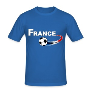 France sport foot - Men's Slim Fit T-Shirt
