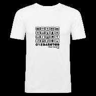 T-Shirts ~ Men's Slim Fit T-Shirt ~ Product number 27962589