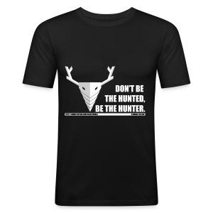 Rudolfi logo with slogan slim shirt - slim fit T-shirt