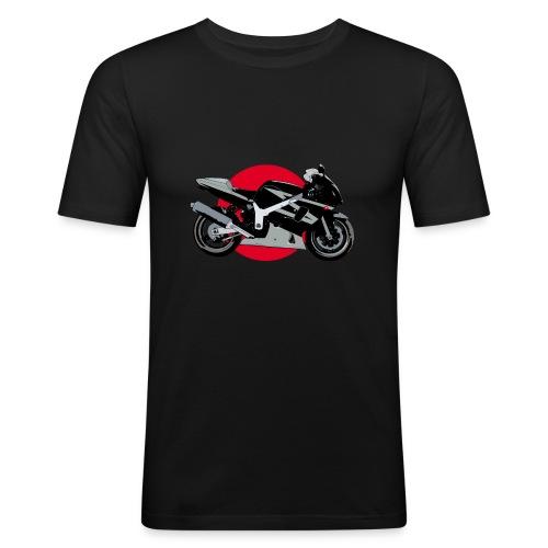 Gsx-r - T-shirt près du corps Homme