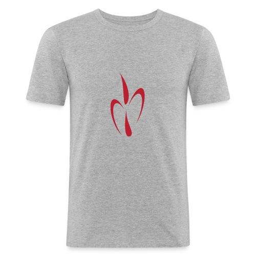 T-shirt Alabarda grande - Maglietta aderente da uomo