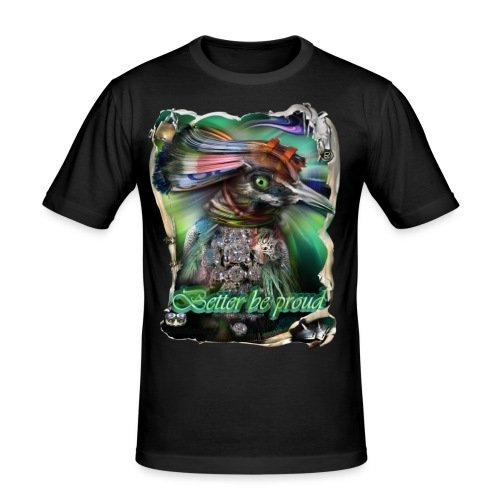 proudy - slim fit T-shirt