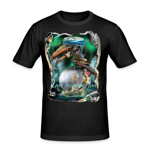 toecold - slim fit T-shirt