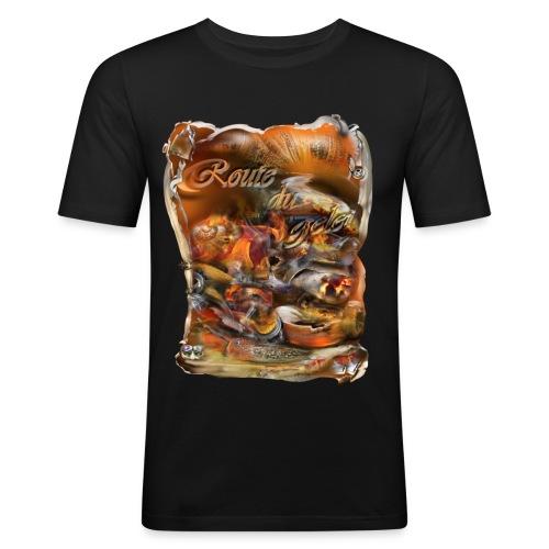 route du gelei - slim fit T-shirt