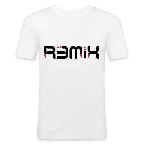 Zacuul Play It Loud - Men's Slim Fit T-Shirt