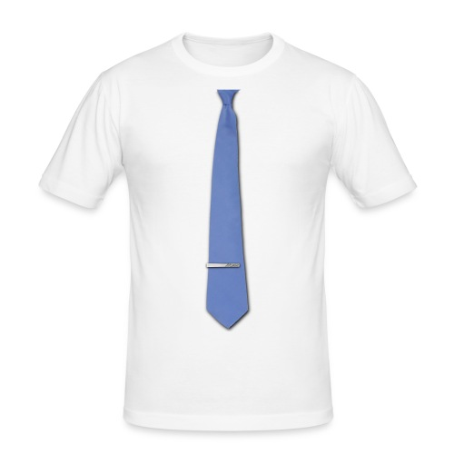 Tie shirt - slim fit T-shirt