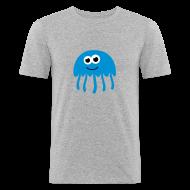 T-Shirts ~ Männer Slim Fit T-Shirt ~ Artikelnummer 29727363