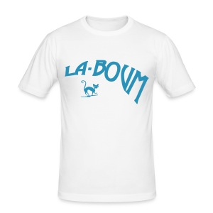 la-boum-boy-sommer - Männer Slim Fit T-Shirt