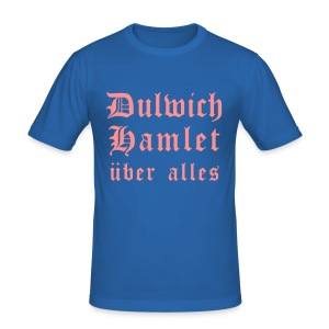 Dulwich Hamlet über alles - slim fit - Men's Slim Fit T-Shirt