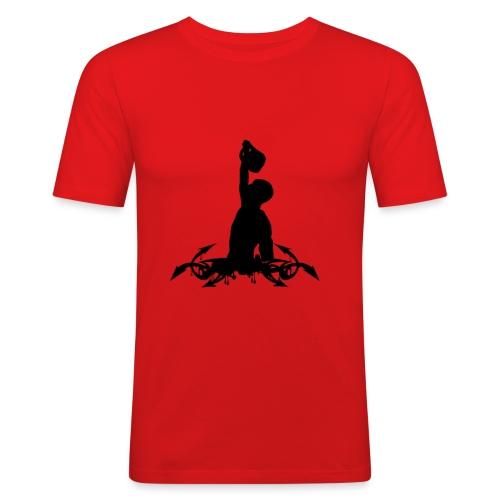 T-shirt Kettlebell life traspirante MULTICOLOR - Maglietta aderente da uomo
