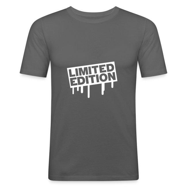 Limited edition mannenshirt