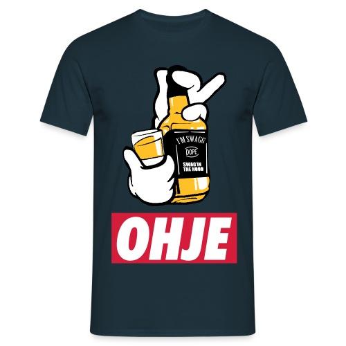 Jack Ohje - Männer T-Shirt
