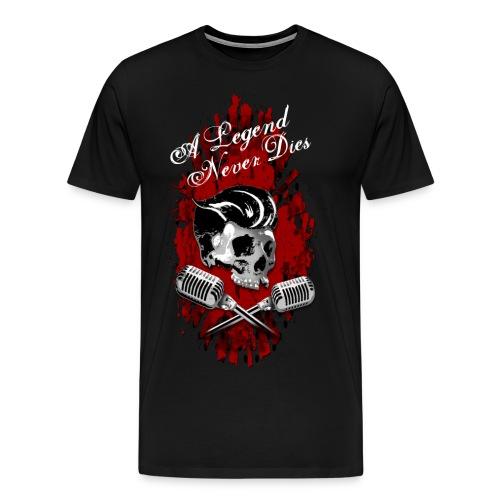 Rock n Roll Legend - Männer Premium T-Shirt