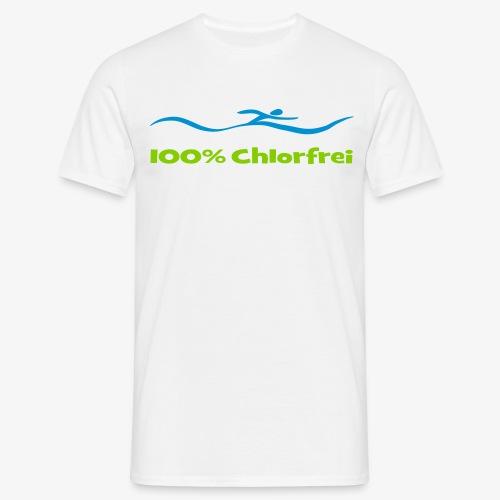 100 % Chlorfrei - Männer T-Shirt