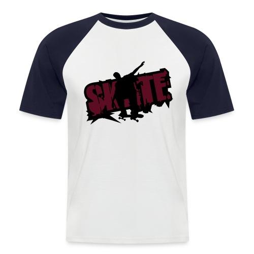 Dundee T-shirt - Kortærmet herre-baseballshirt