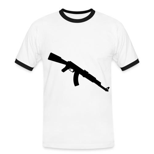 Dundee AK-47 T-shirt - Herre kontrast-T-shirt