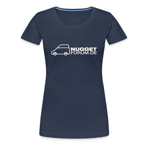 T-Shirt für Frauen - Frauen Premium T-Shirt