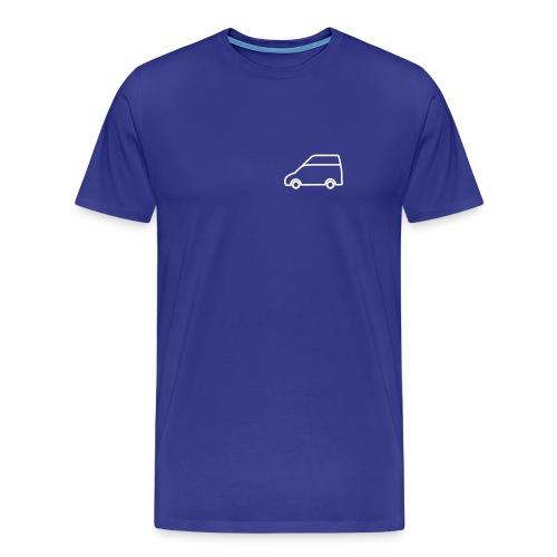 T-Shirt für Männer - Männer Premium T-Shirt