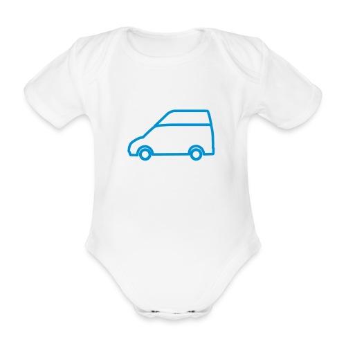 Body für Babies - Baby Bio-Kurzarm-Body