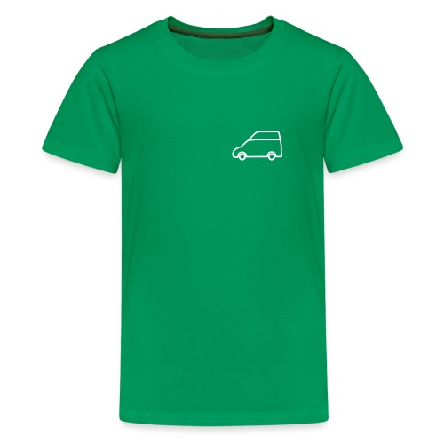 T-Shirt in Jugendgrößen - Teenager Premium T-Shirt