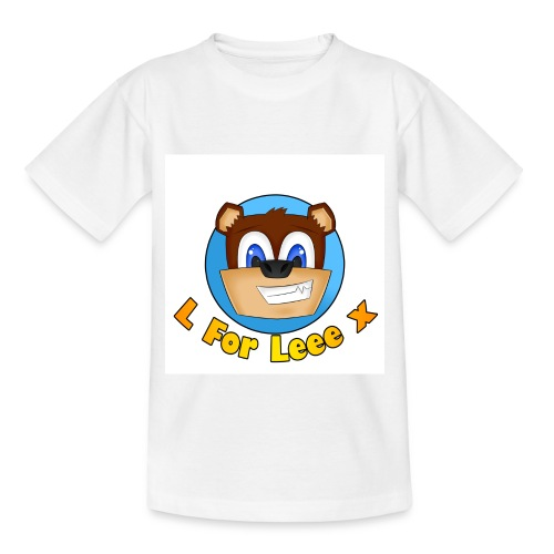 L for Leee x - Kids' T-Shirt - Kids' T-Shirt