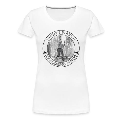 Night's Watch (F) - Women's Premium T-Shirt