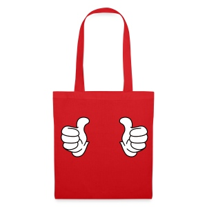 Thumbs up cool - Tote Bag
